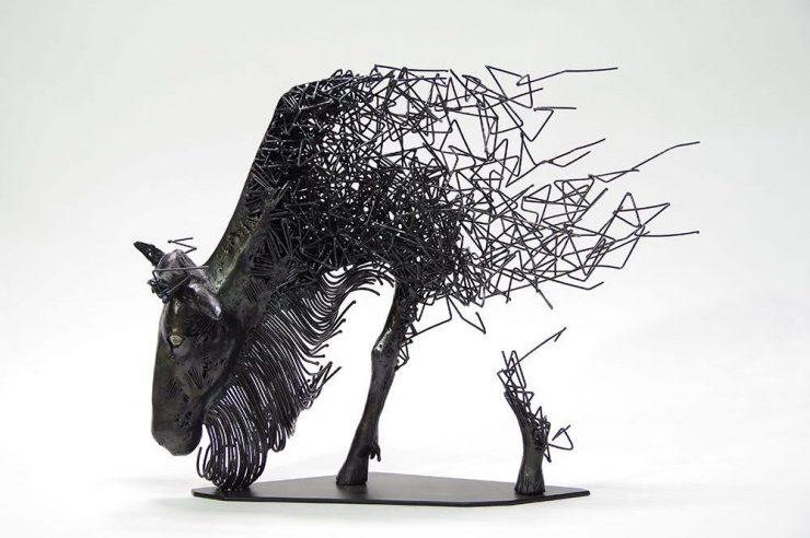 Tomohiro Inaba, ferro